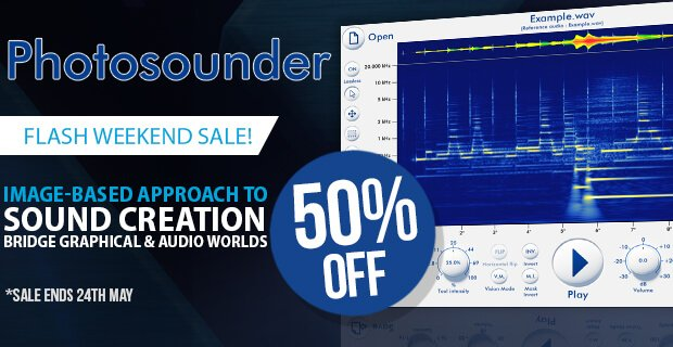 PIB Photosounder sale