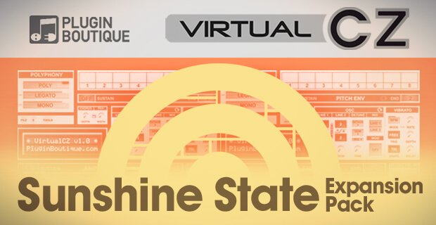 Plugin Boutique Sunshine State for VirtualCZ