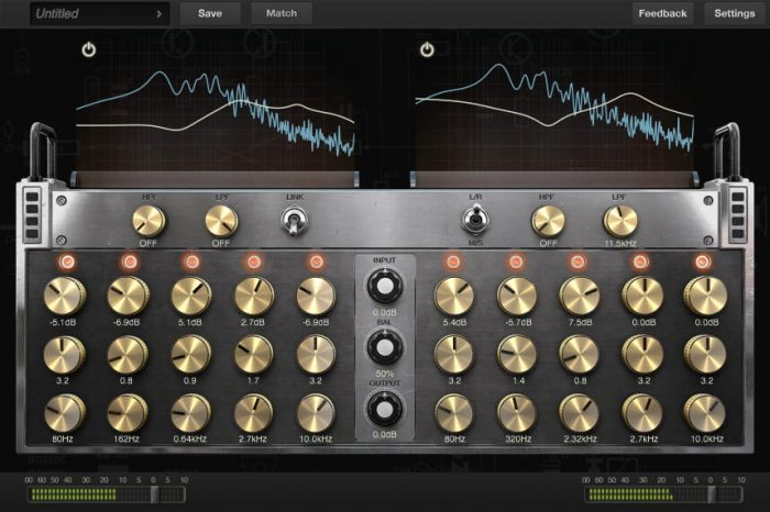 Positive Grid Pro Series EQ Digital