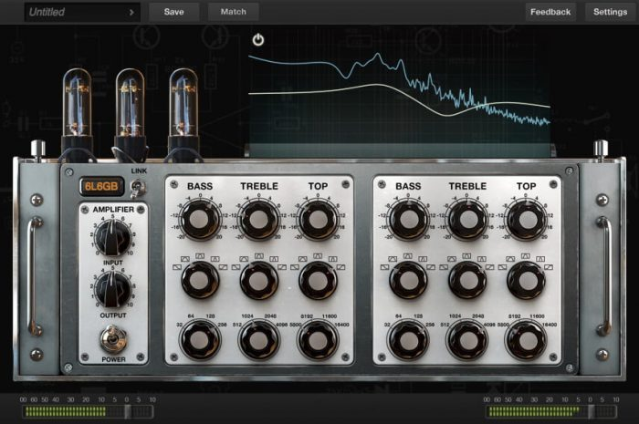 Positive Grid Pro Series EQ Passive