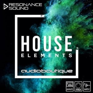 Resonance Sound Audio Boutique House Elements