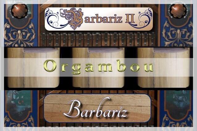 Rossignol Studio Barrel Organ Bundle