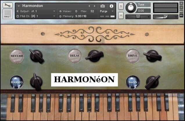 Rossignol Studio Harmonéon
