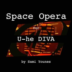 Sami Younes Space Opera for Diva