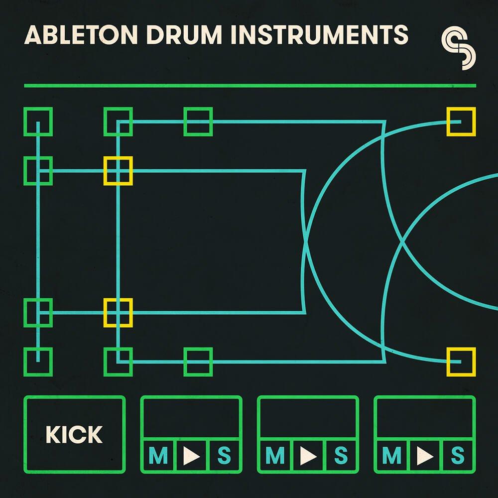 Sample Magic Ableton Drum Instruments released