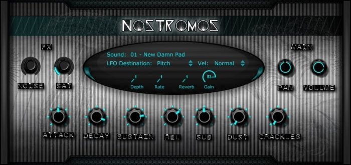 SampleScience Nostromos