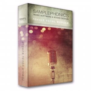 Samplephonics Female Vocal Bundle