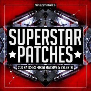 Singomakers Superstar Patches for Massive & Sylenth
