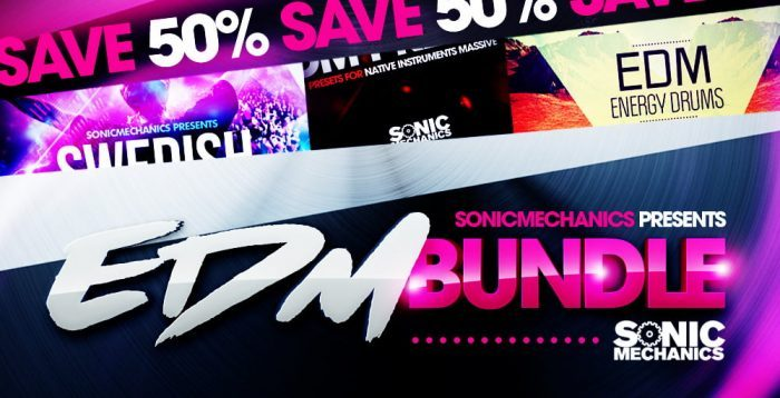 Sonic Mechanics EDM Bundle