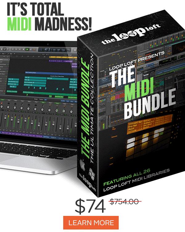 The Loop Loft Midi Madness Sale