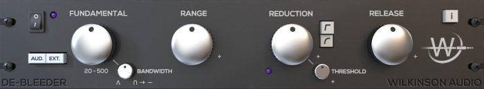 Wilkinson Audio DeBleeder