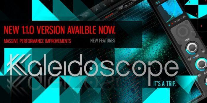 2CAudio Kaleidoscope