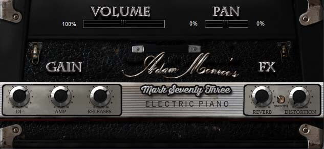 Adam Monroe Music Mark 73