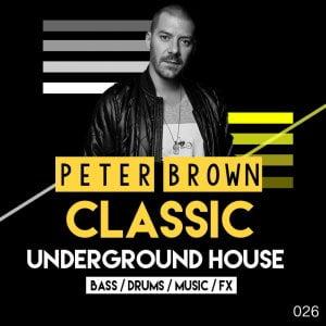 Bingoshakerz Peter Brown Classic Underground House