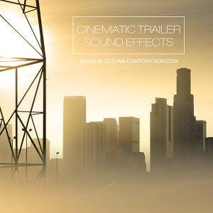 Bluezone Cinematic Trailer Sound Effects
