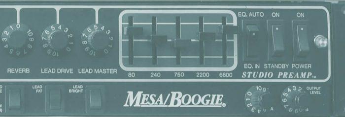 Flo Audio Mesa Boogie Preamp