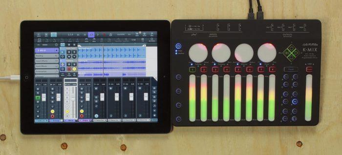 KMI K-Mix iPad