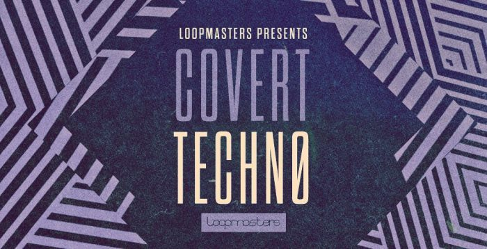 Loopmasters Covert Techno