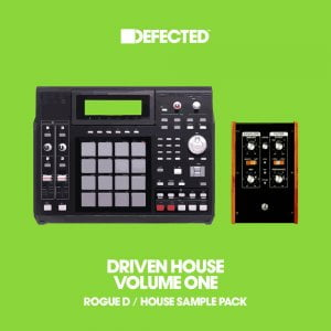 Loopmasters Defected Driven House Vol 1 Rogue D