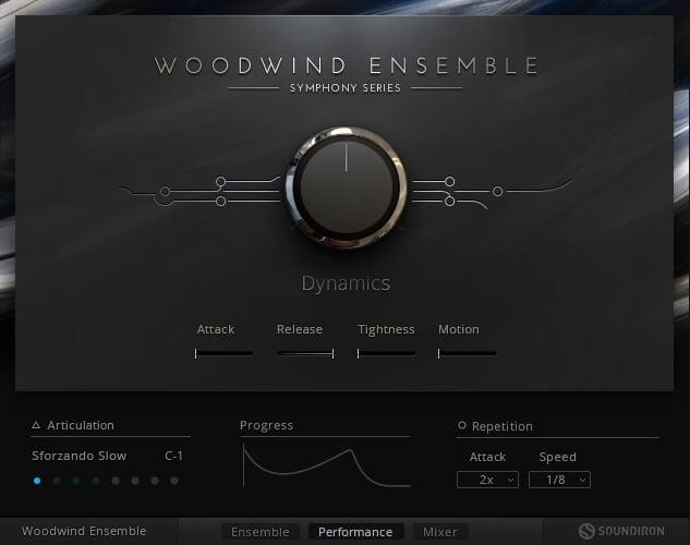 NI Symphony Series Woodwind Ensemble