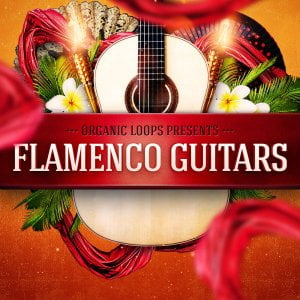 Organic Loops Flamenco Guitars
