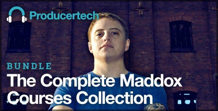 Producertech Maddox Complete Courses Collection