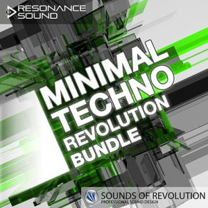 Resonance Sound SOR Minimal Techno Revolution Bundle