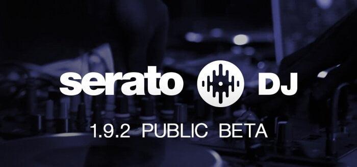 Serato DJ 1.9.2 public beta