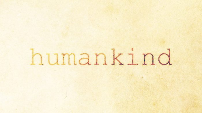 The Unfinished Humankind