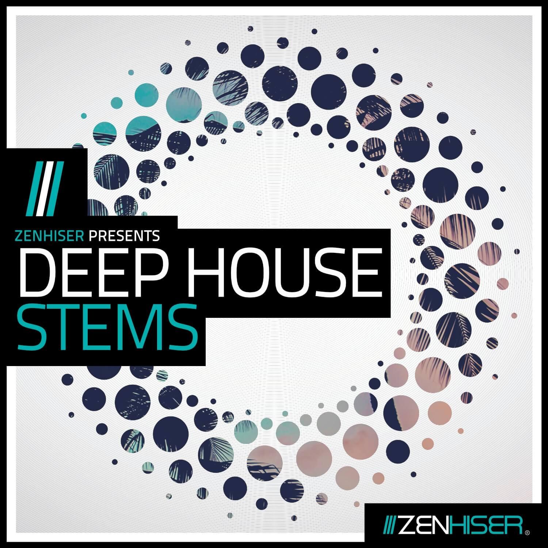 Deep House Stems by Zenhiser released