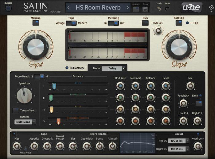 u-he Satin 1.3.0 RC