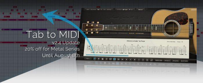 Ample Sound 2.4 update