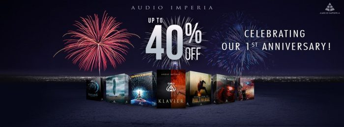 Audio Imperia Anniversary