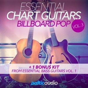 Baltic Audio Essential Chart Guitars Vol 3