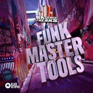 Black Octopus Sound Funk Master Tools by Basement Freaks