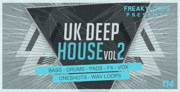 Freaky Loops UK Deep House Vol 2