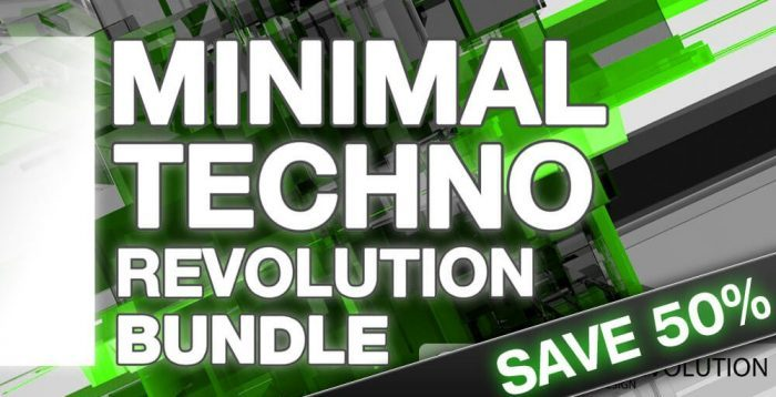 Loopmasters SOR Minimal Techno Revolution Bundle