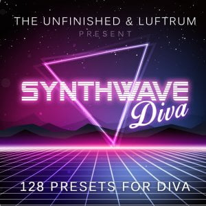 Luftrum Synthwave Diva