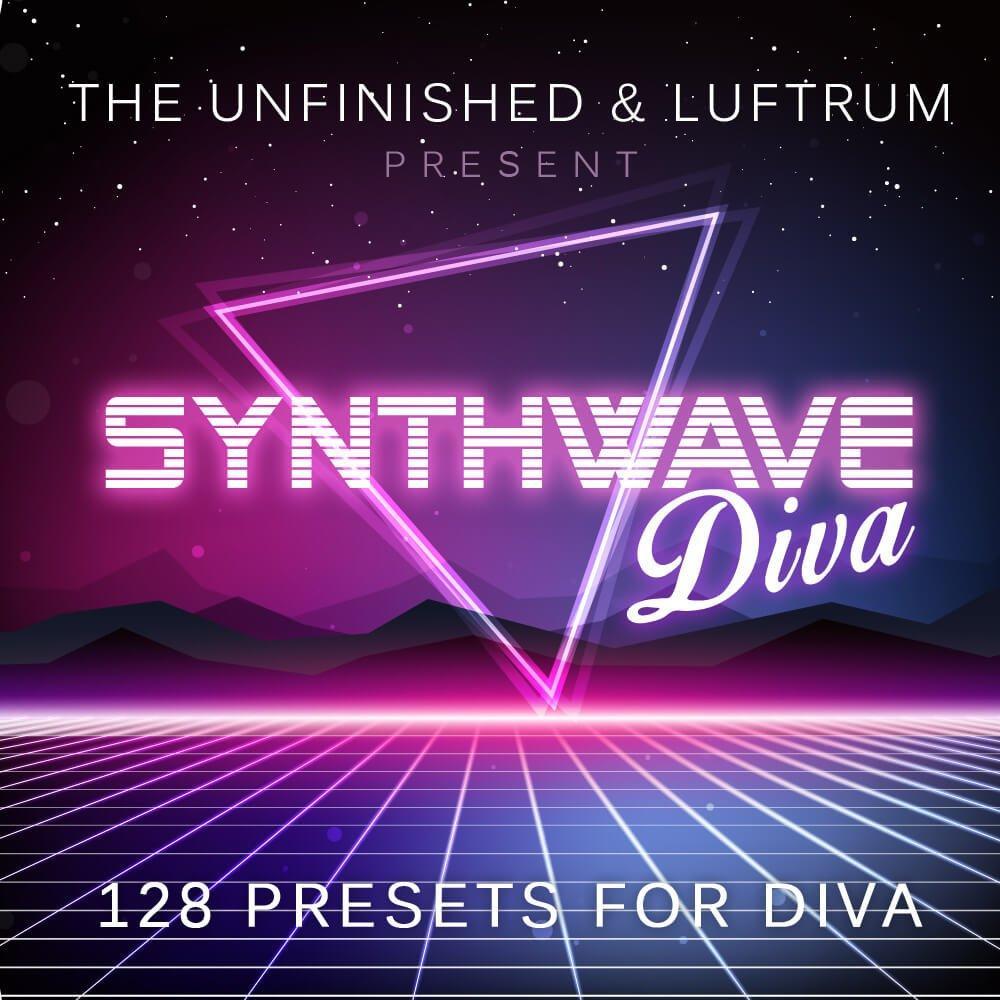 Synthwave diva soundset by luftrum the unfinished - U he diva ...