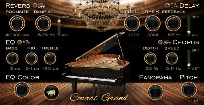 Magix Music Maker Concert_Grand_RGB