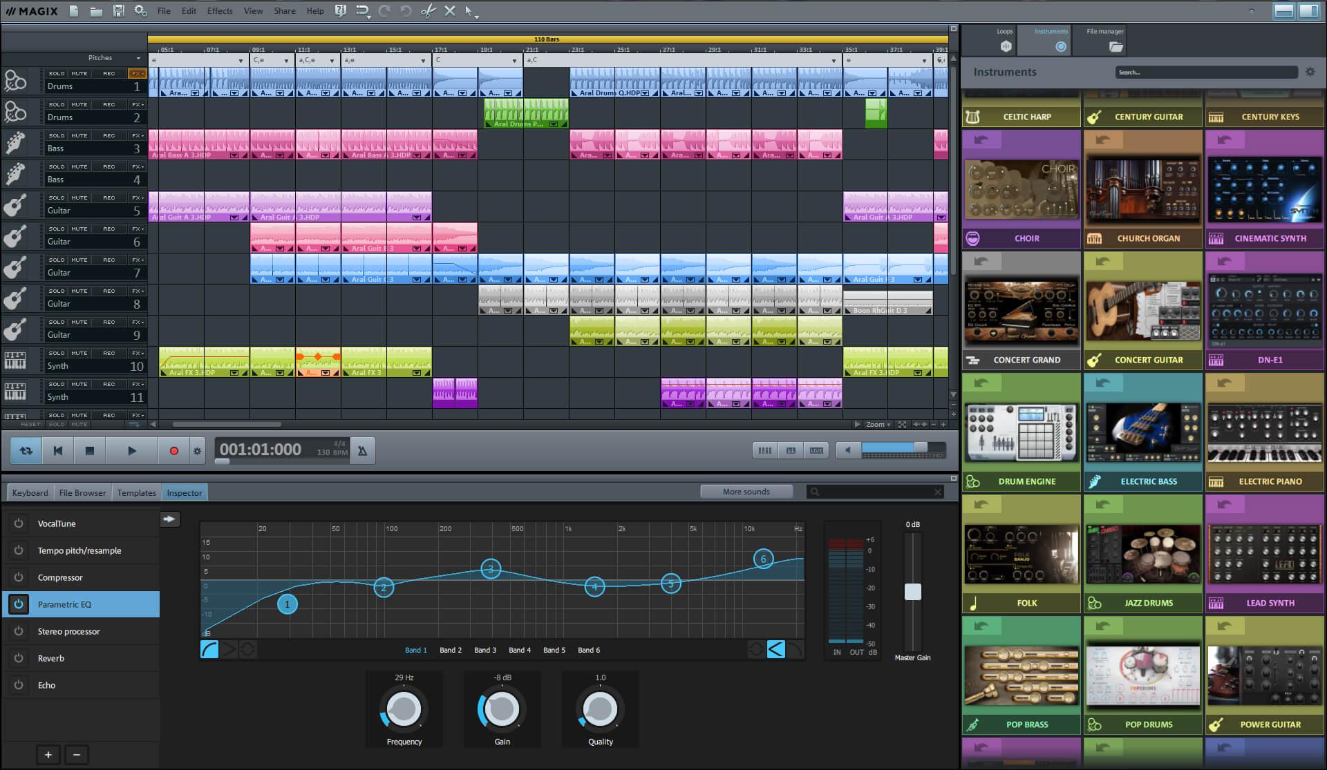Magix Launhces New Music Maker Software