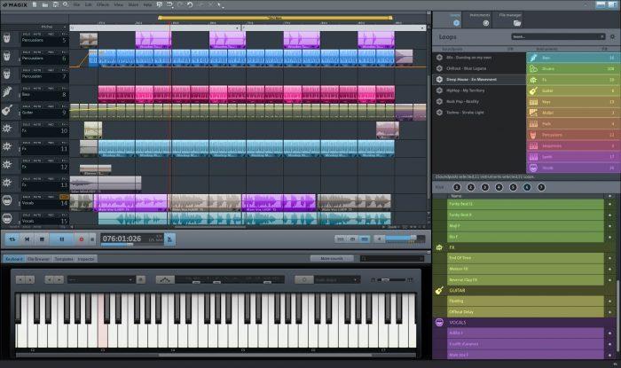 Magix Music Maker Mediapool_eng_RGB