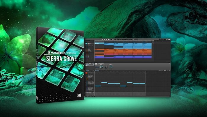 NI MASCHINE EXPANSION Sierra Grove