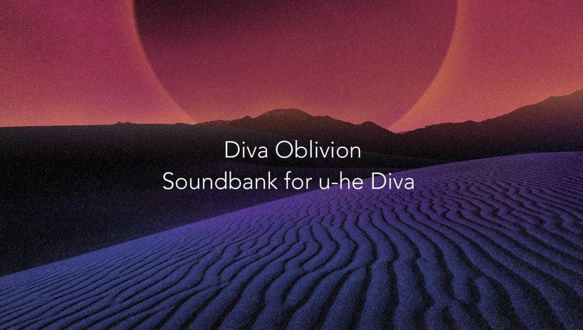 Diva oblivion free u he diva soundset by binary oblivion - U he diva ...