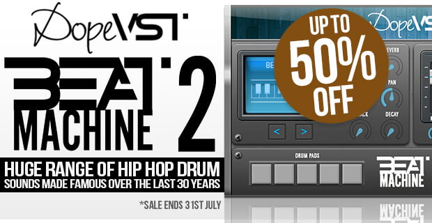 PIB DopeVST Beat Machine sale