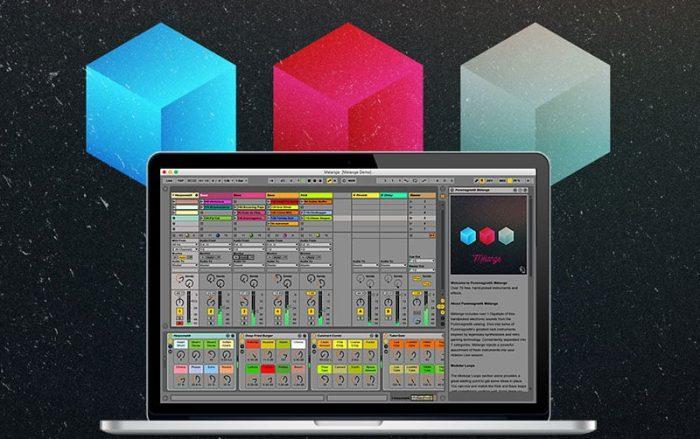 Puremagnetik Melange screenshot