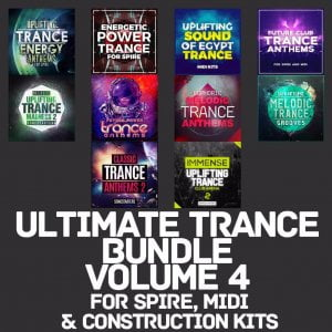 Reveal Sound Ultimate Trance Bundle Volume 4 for Spire
