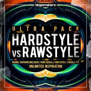 Singomakers Hardstyle Vs Rawstyle Ultra Pack