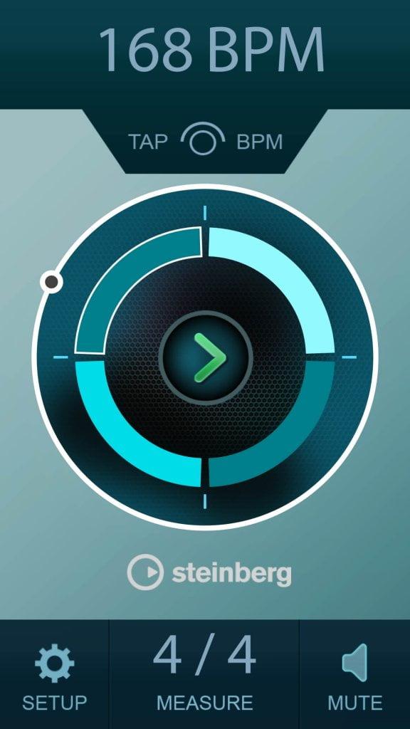 Steinberg Smart Click clock