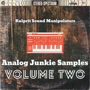 The Drum Broker Analog Junkie Samples Volume 2